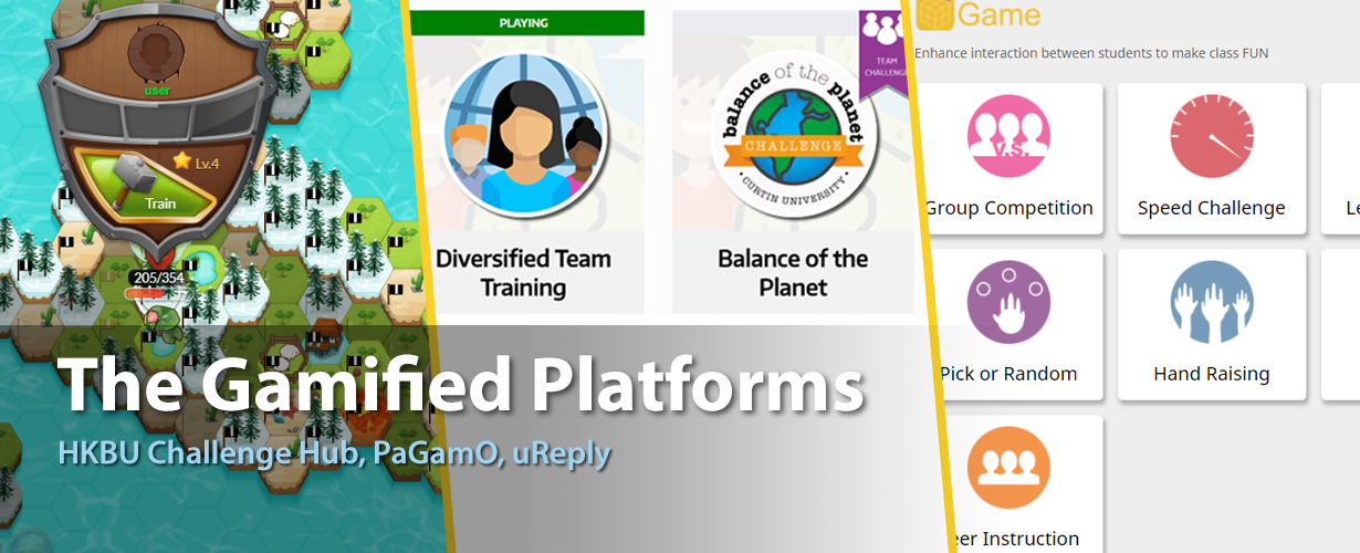 The Gamified Platforms