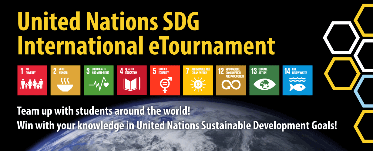 UN SDG International eTournament